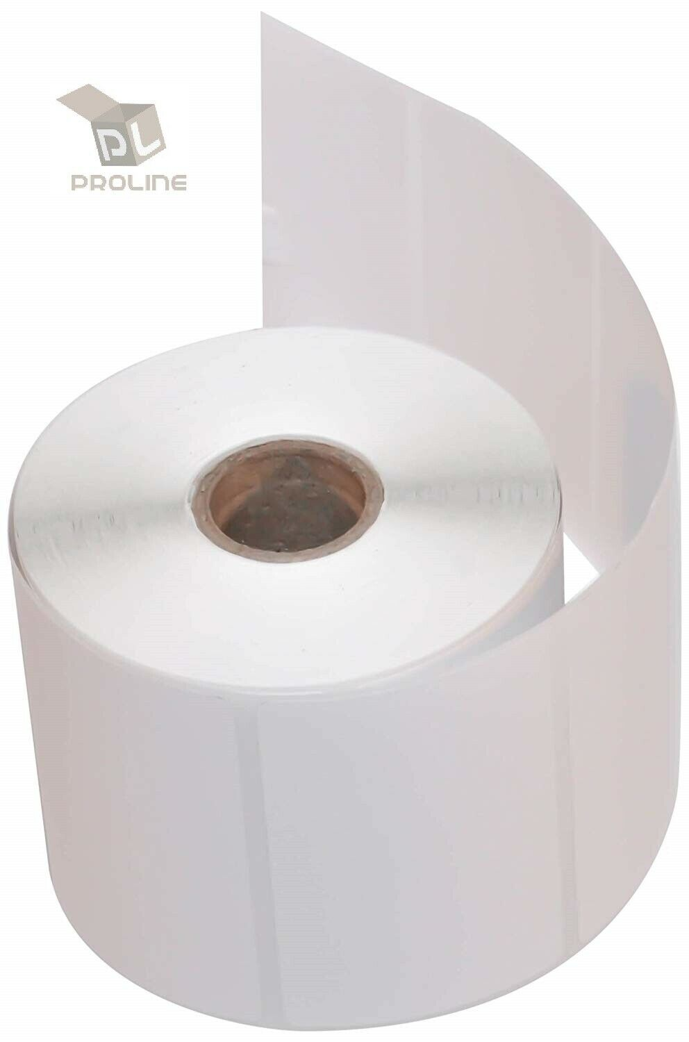 """1 Roll, 750//Roll Zebra Compt 4/""""x2/"""" Direct Thermal Shipping Address Labels"""