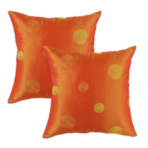 Chooty & Co Cirque Polyester KE  Pillow (Set of 2)