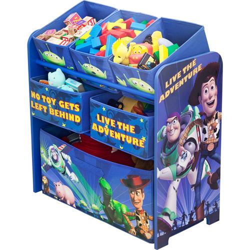 Disney - Toy Story Multi-Bin Toy Organizer