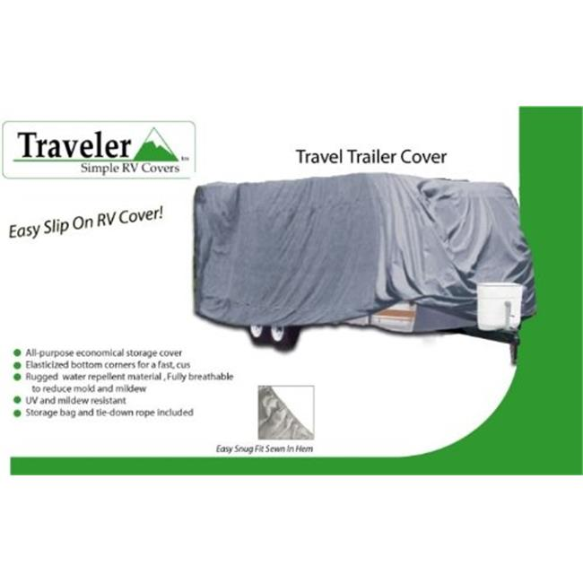 Eevelle TTT3033 Traveler Travel Trailer Covers Manufactured by Eevelle