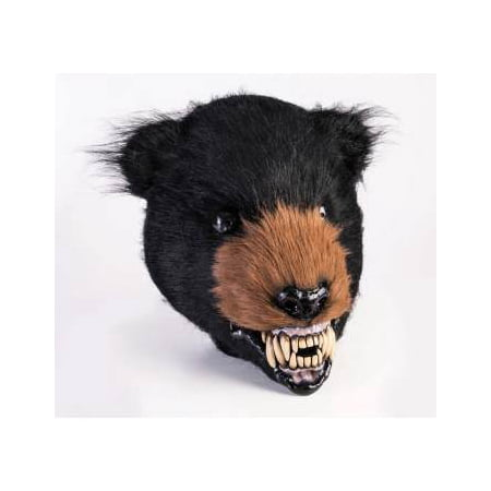 LATEX MASK - SCARY BEAR](Scary Movie Ghost Mask)