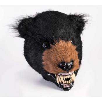 LATEX MASK - SCARY BEAR](Scary Latex Mask)