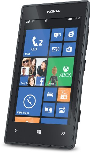 AT GoPhone Nokia Lumia 520 Pre-paid Phone