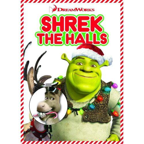 Shrek The Halls (DVD + Ornament) (Widescreen)