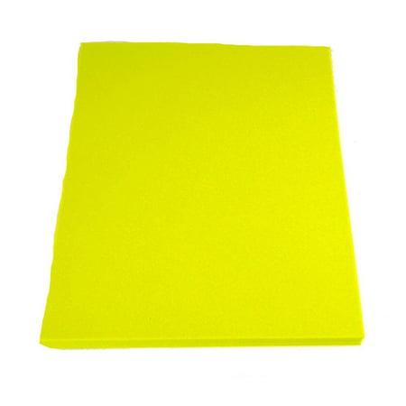 Plain EVA Foam Sheet, 9-1/2-Inch x 12-Inch, 10-Piece](Fun Foam Sheets)