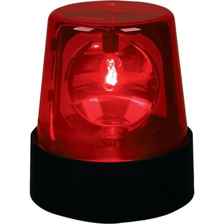 Lighting Rotating Beacon (Rotating Red Flashing Beacon Party Lamp DJ Strobe)