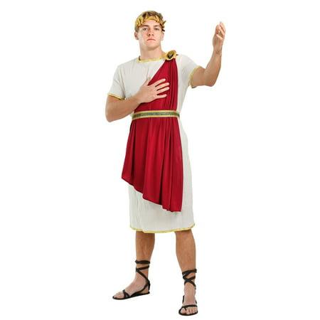 Roman Senator Plus Size Costume for Men (Senator Roman)