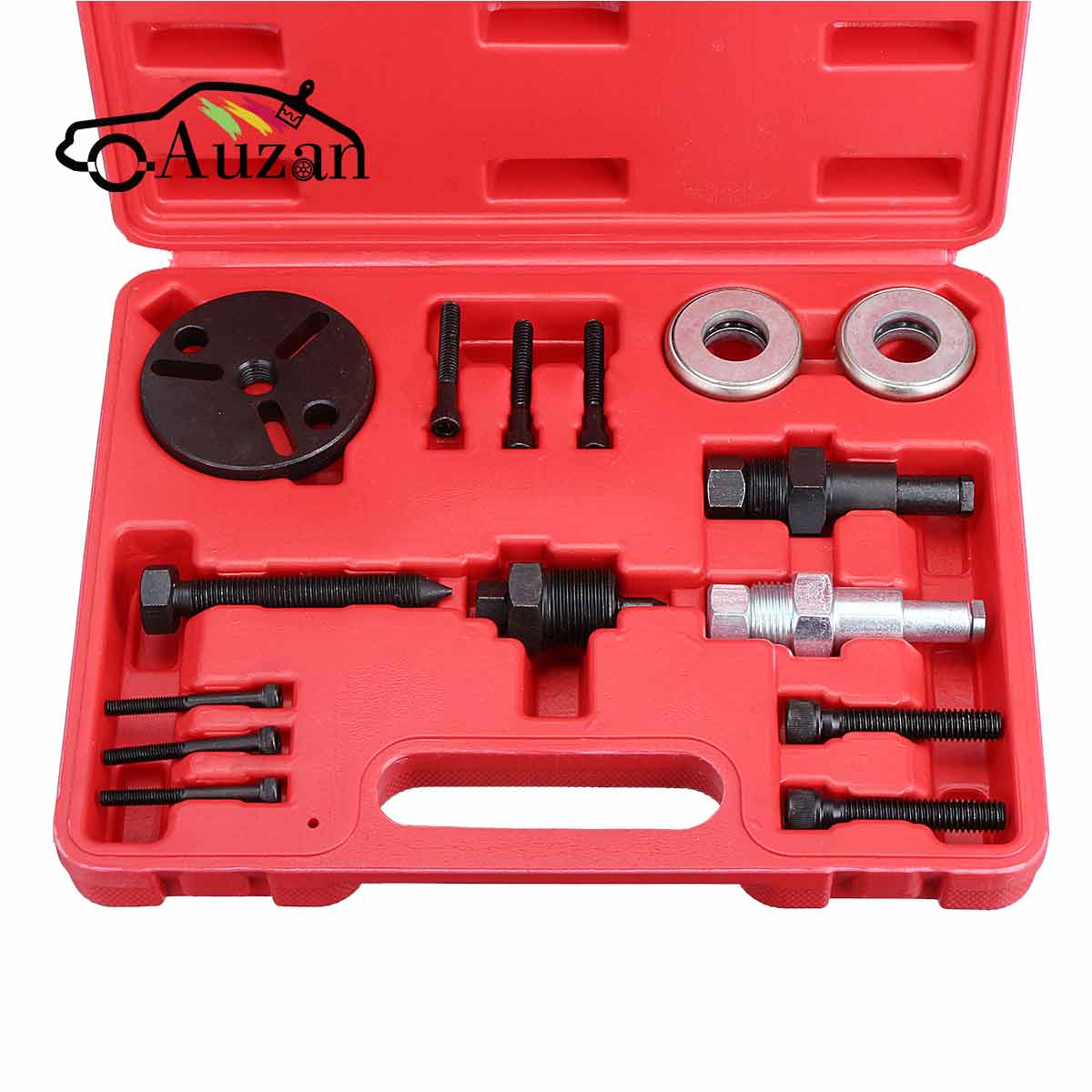 Compressor Clutch Remover Puller Installer Installation Air Condition Tool Kit