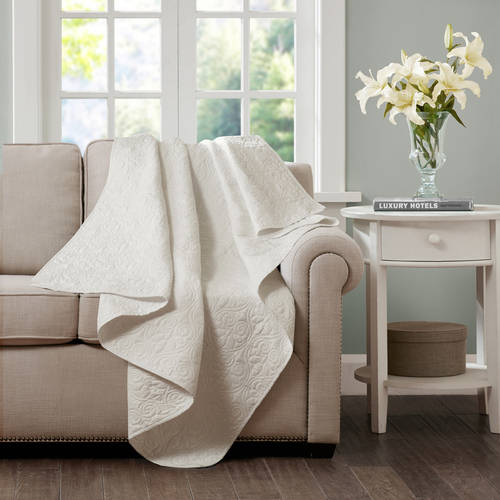 Home Essence Mansfield Oversized Quilted Throw