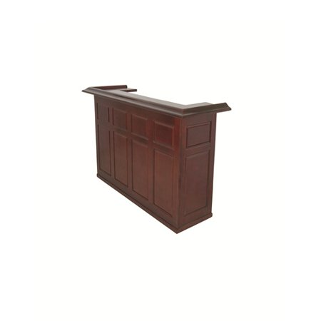 RAM Game Room Home Bar, Black - 84