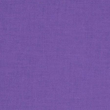 Robert Kaufman Fabrics Kona Cotton Solid Morning Glory Purple - Robert Kaufman Halloween Fabric