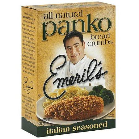 how to make italian seasoned panko bread crumbs