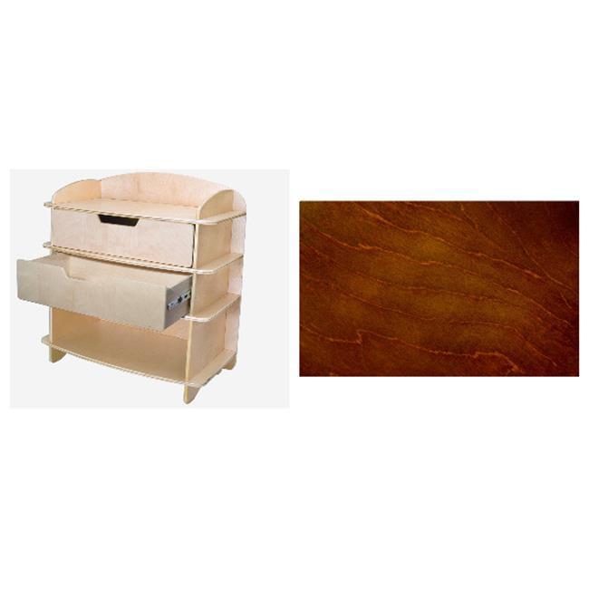 Sodura AODS-CC Cocoa Aero Dresser Changing Table by Sodura LLC
