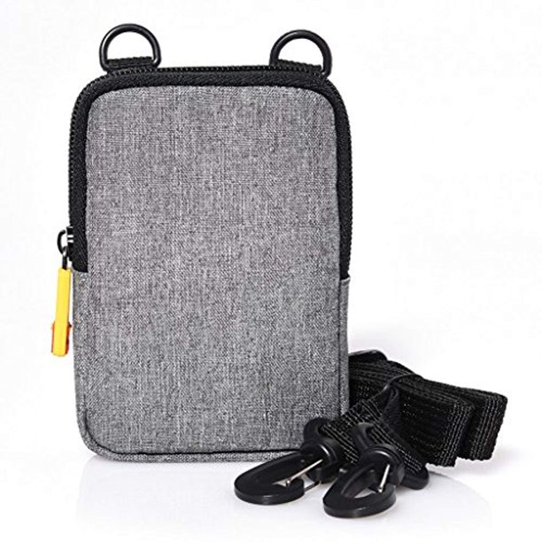 Kodak Soft Camera Case Small Instant Print Camera Printer Bag W Photo Paper Pocket Zipper