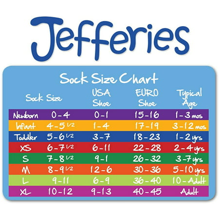 Jefferies Socks - Jefferies Socks Children's Monster Face Crew ...