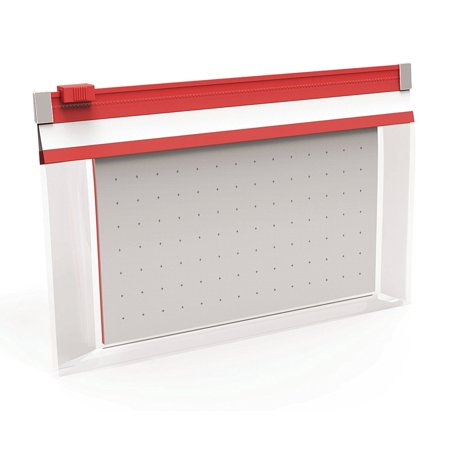at Hand Note Card Zip Pocket - Easy Label, includes 50 Dot Grid cards, Assorted colors (No color choice) (334266M), Easy label: write your.., By