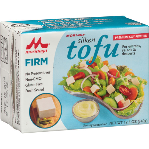 Mori-Nu Firm Silken Tofu, 12.3 oz, (Pack of 12)