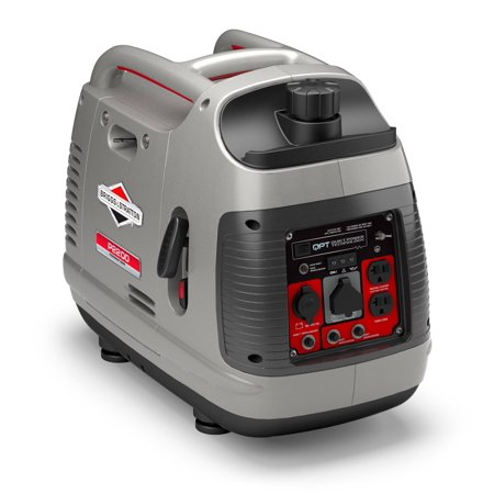 Briggs & Stratton P2200 PowerSmart Series Inverter Generator Briggs & Stratton Electric Generator