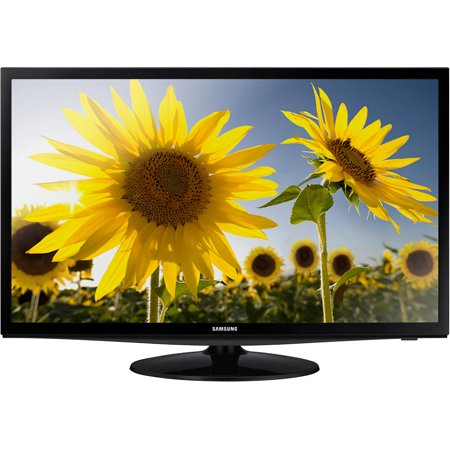 SAMSUNG 28″ 4000 Series – HD LED TV – 720p, 120MR (Model#: UN28H4000)
