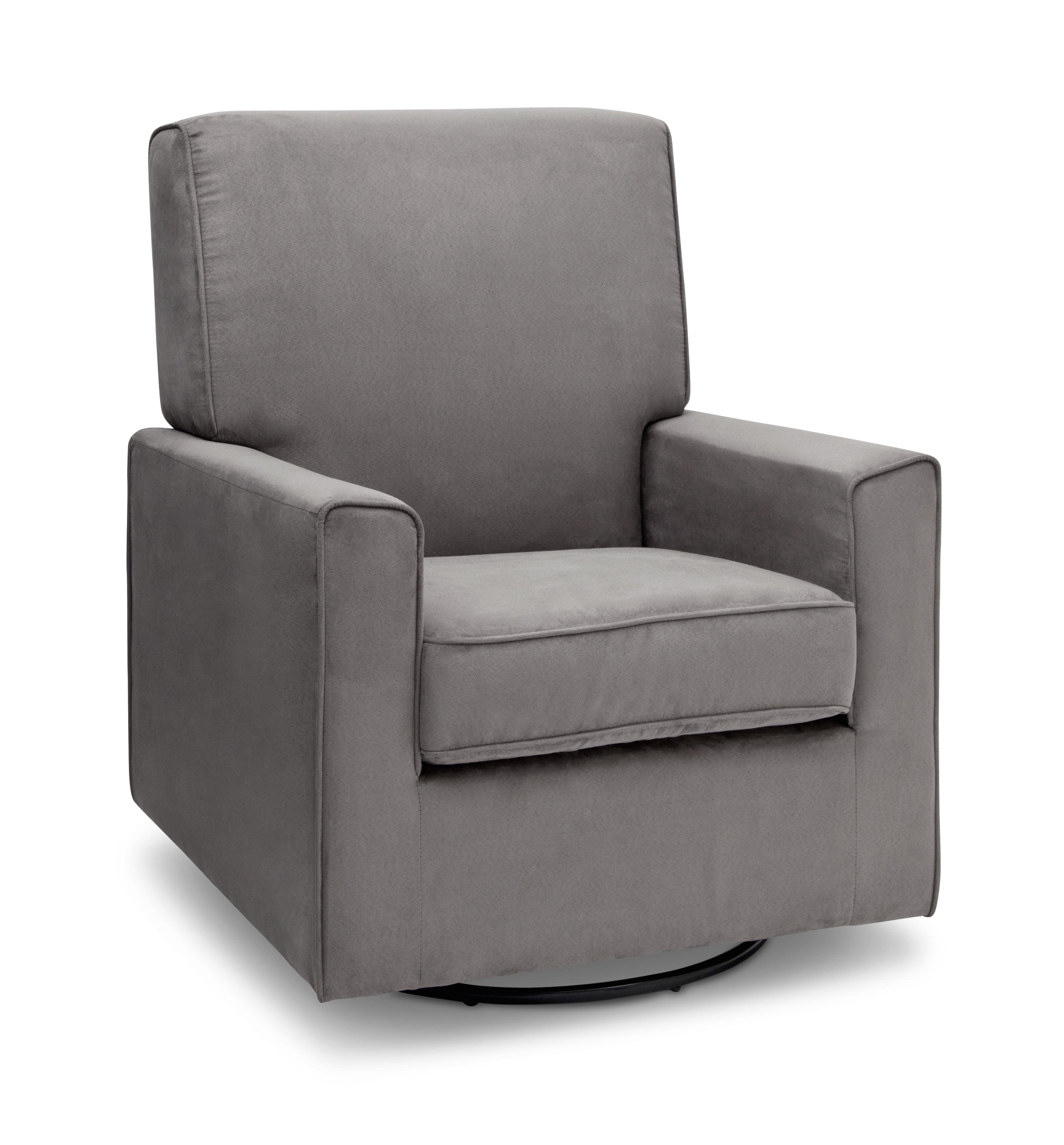 Delta Children Ava Nursery Glider Swivel Rocker Chair Choose Your Color