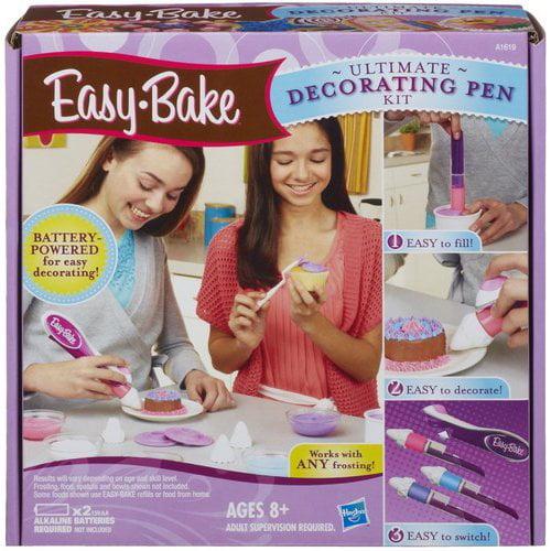 Easy-Bake Ultimate Decorating Pen Kit