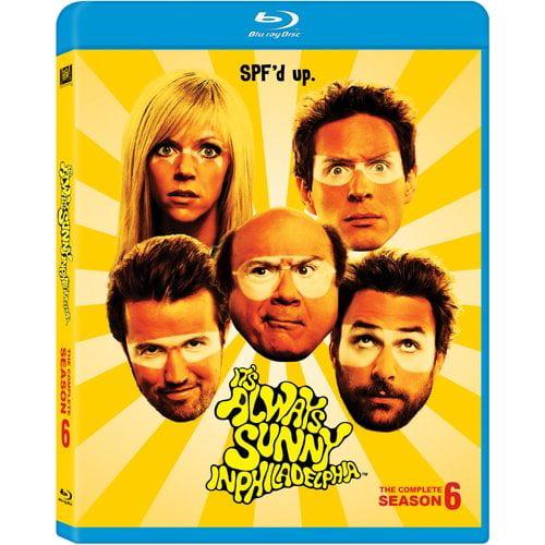 It's Always Sunny In Philadelphia: Season Six (Blu-ray) (Widescreen)