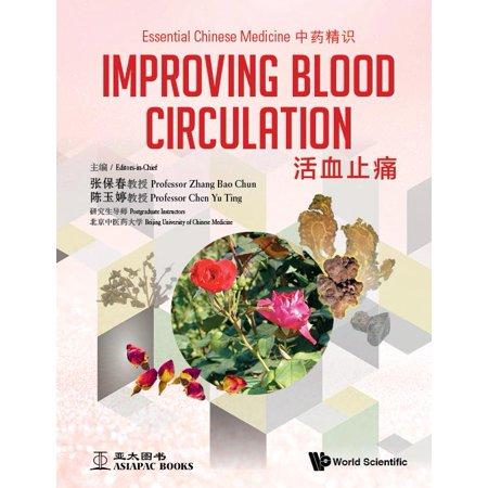 Essential Chinese Medicine - Volume 3: Improving Blood Circulation (Blood Circulation Medicine)