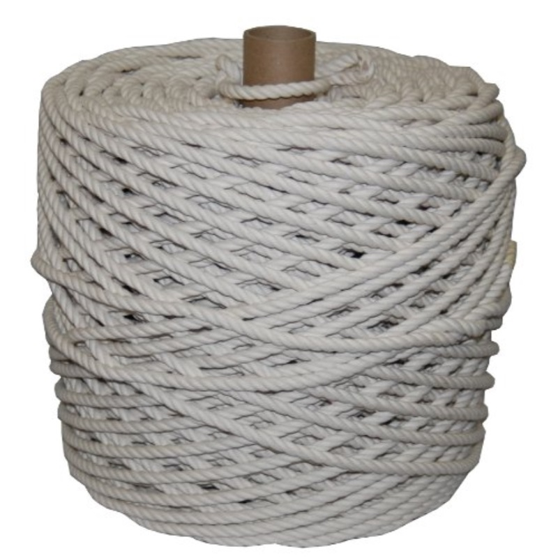 T.W . Evans Cordage 29-003 1/4-Inch by 1200-Feet Twisted Cotton Rope