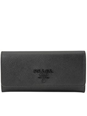 175c08616d2a Product Image Prada Leather Wallet- Black