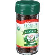 Frontier Whole Cloves, Certified Organic, 1.4 Oz