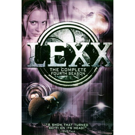 Lexx: The Complete Fourth Series (DVD)