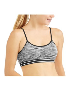 374ce699b2b62 No Boundaries Wire-Free Bras - Walmart.com