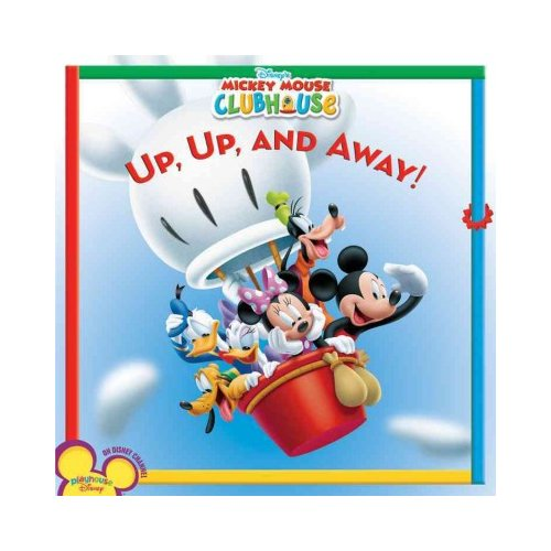 Up, Up, And Away! (Mickey Mouse Clubhouse)