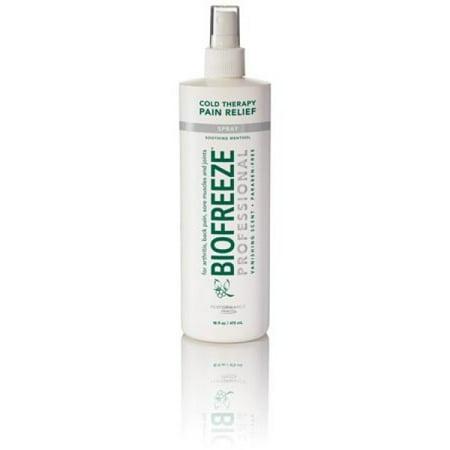 - BioFreeze Professional, Biofreeze® Pro Spray Pump Clear 16 fl oz