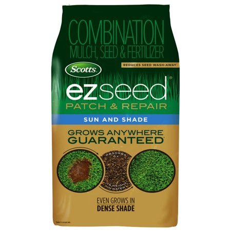 Scotts EZ Seed Patch & Repair Sun and Shade (Best Way To Patch Seed A Lawn)