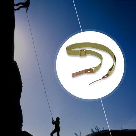 1pc Outdoor Gun sling Strap Hunting Camping Sling Single Point Tactical Belt - image 9 de 9