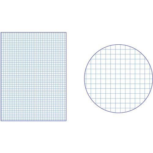 "School Smart Cross Ruled Drawing Paper, 9"" x 12"", 500 Sheets"