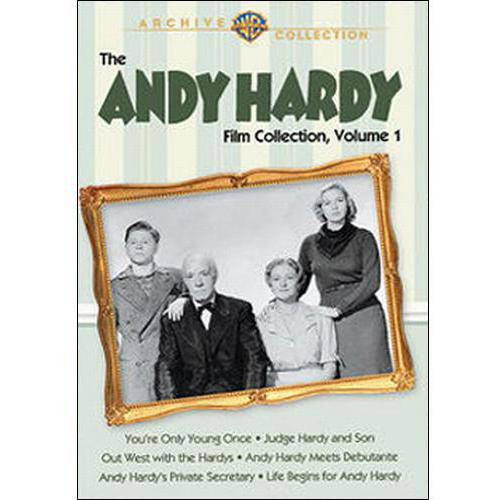 The Andy Hardy Collection, Vol. 1