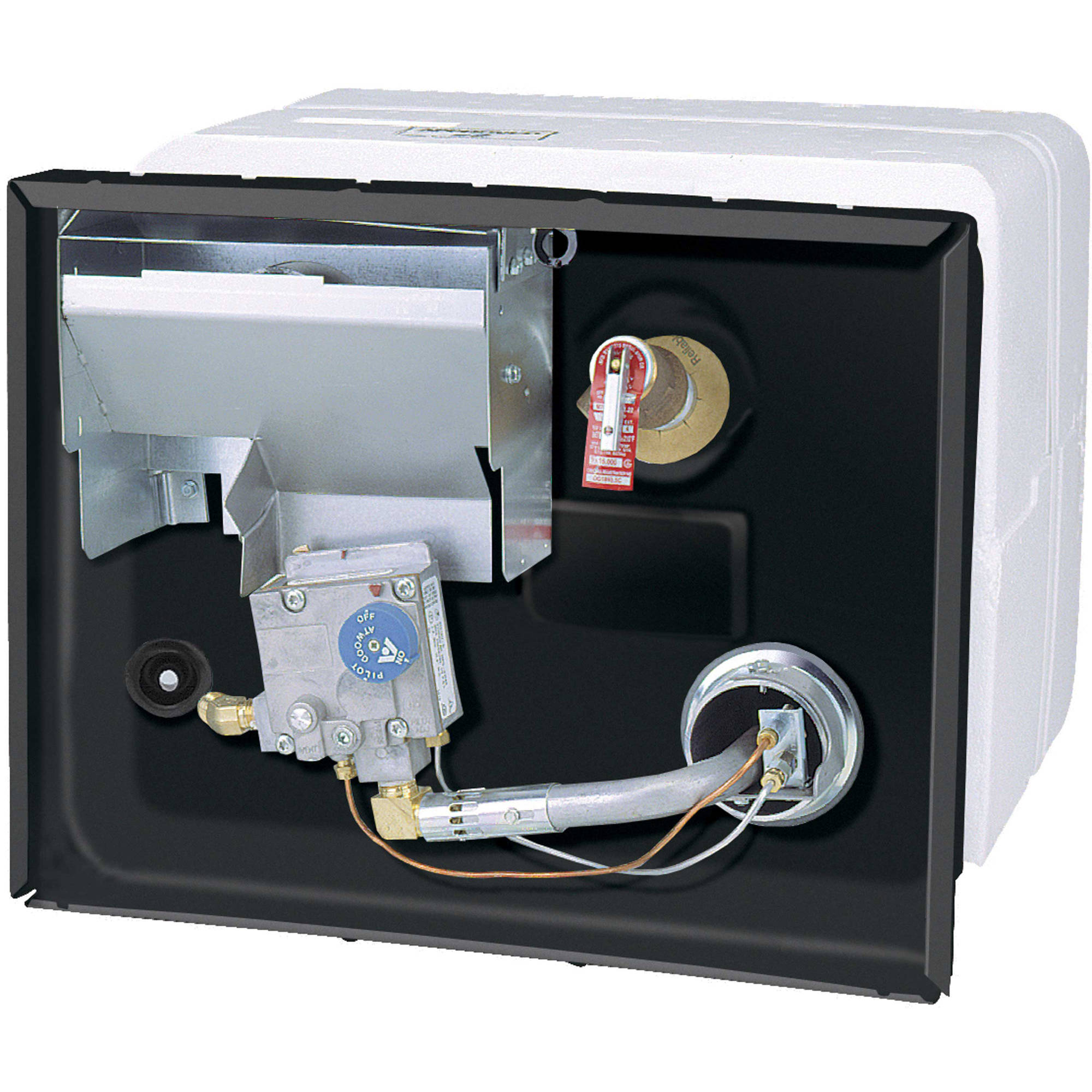 Atwood Pilot Water Heater