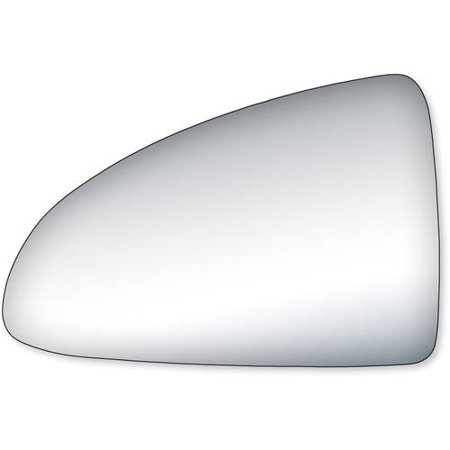 99206 - Fit System Driver Side Mirror Glass, Chevrolet Malibu Base, LS, LT 04-08, Pontiac G6 Coupe, Sedan - Malibu Coupe