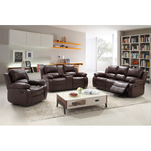 Beau Living In Style Reno 3 Piece Living Room Set
