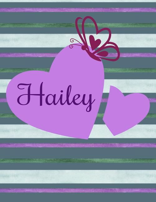 Hailey  Personalized Sudoku Activity Notebook