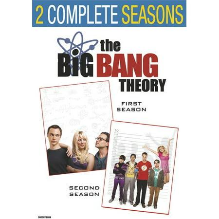 Episode Big Bang Theory Halloween (Big Bang Theory: Season 1 and Season 2)