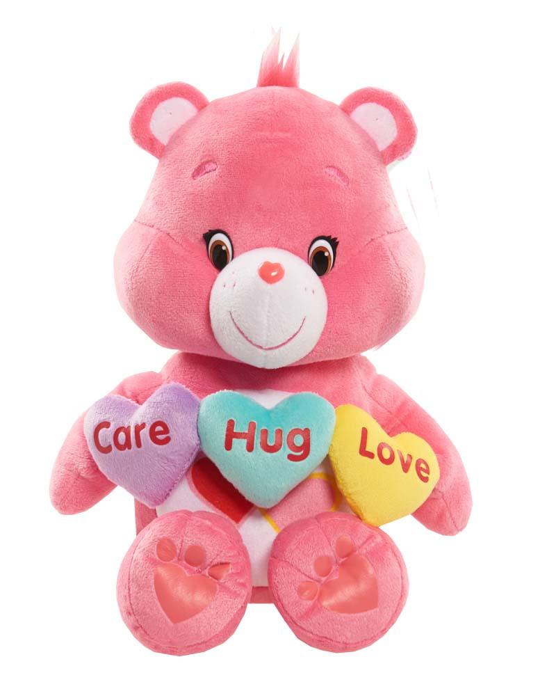 Beautiful Care Bear pop up box card.. Valentine/'s