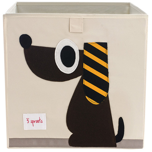 3 Sprouts Storage Box - Dog Storage Box