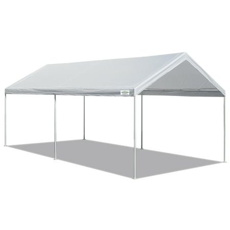 10 x 20 Outdoor Shade and Storage (10 X 20 Car Canopy)