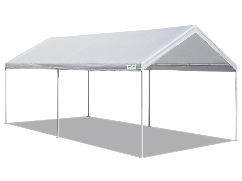 Heavy Duty 10/'x20/' Outdoor Canopy Shelter Popup Shed Garage Carport Storage Tent