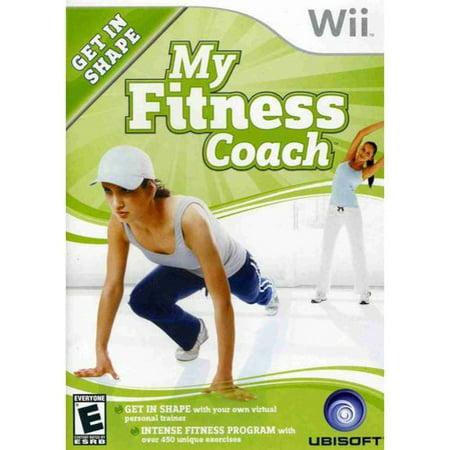 My Fitness Coach - Wii
