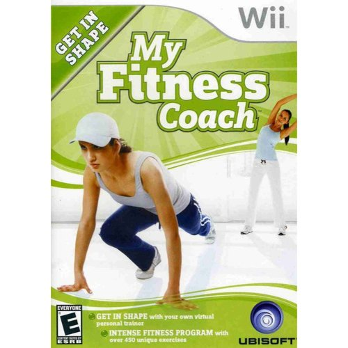 My Fitness Coach Video Game: Nintendo Wii