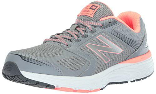 W560v7 Cushioning Running Shoe, Steel